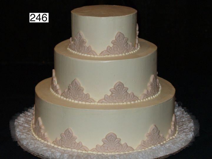 Tmx 1382488489163 246 Bryn Mawr wedding cake
