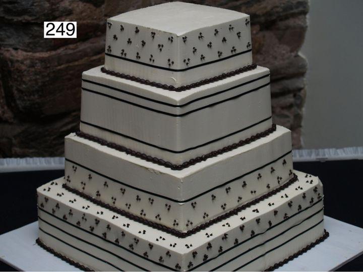 Tmx 1382488538028 249 Bryn Mawr wedding cake