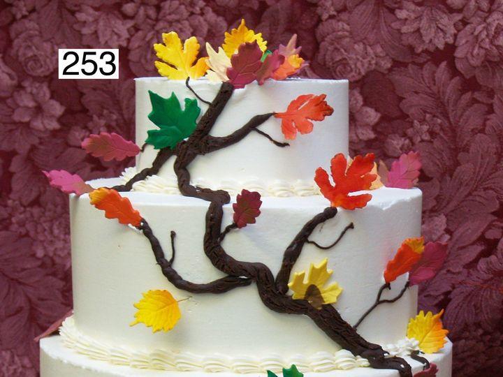 Tmx 1382488613992 253 Bryn Mawr wedding cake