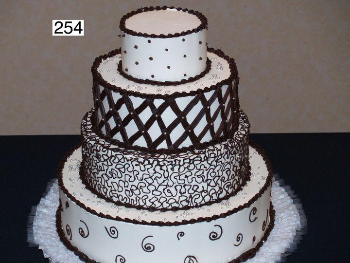 Tmx 1382488627207 254 Bryn Mawr wedding cake