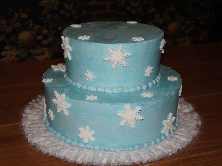 Tmx 1382488941396 257 2 Bryn Mawr wedding cake