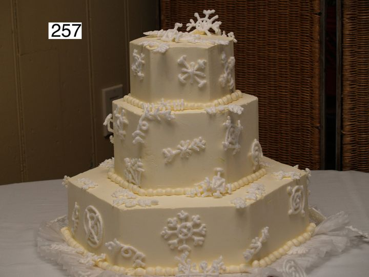 Tmx 1382488971465 257 Bryn Mawr wedding cake