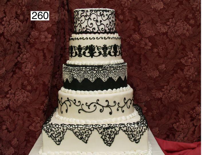 Tmx 1382488990222 260 Bryn Mawr wedding cake