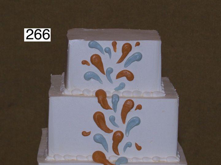 Tmx 1382489012371 266 Bryn Mawr wedding cake