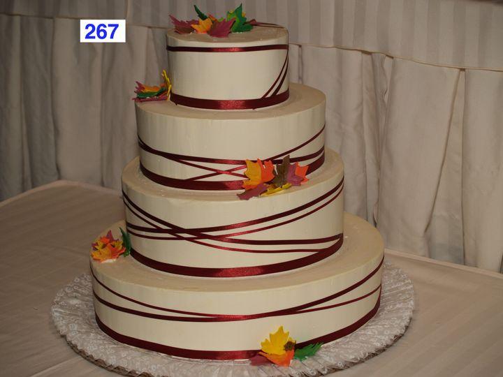 Tmx 1382489024603 267 4 Bryn Mawr wedding cake