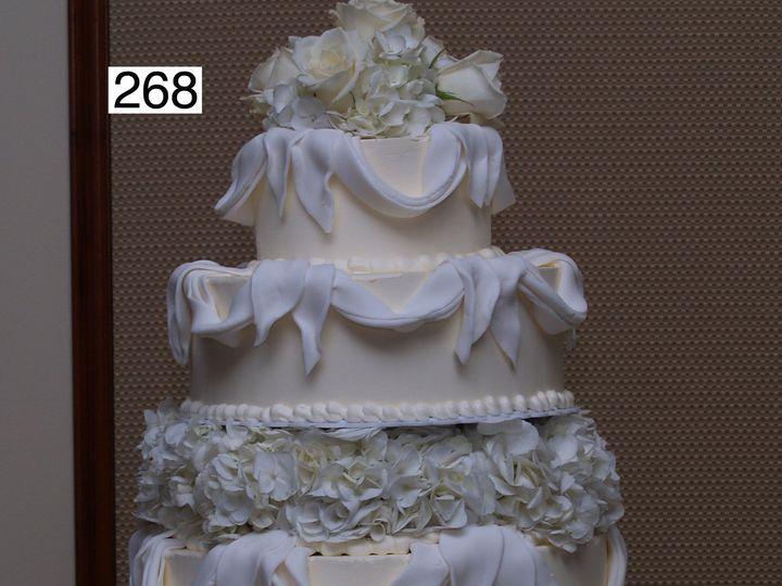 Tmx 1382489045473 268 Bryn Mawr wedding cake