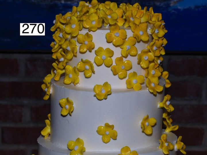 Tmx 1382489059918 270 Bryn Mawr wedding cake