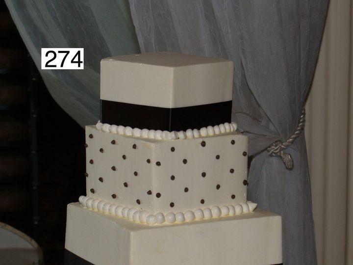 Tmx 1382489074272 274 Bryn Mawr wedding cake