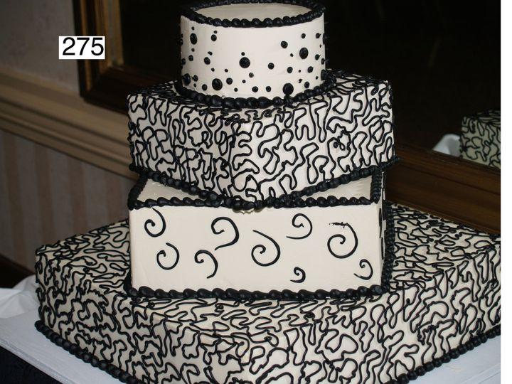 Tmx 1382489086285 275 Bryn Mawr wedding cake