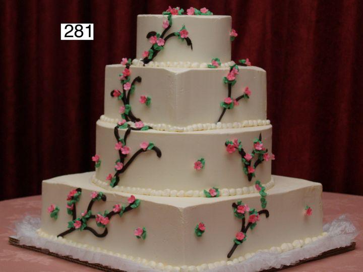 Tmx 1382489119033 281 Bryn Mawr wedding cake