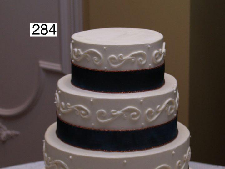 Tmx 1382489184089 284 Bryn Mawr wedding cake