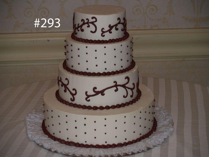 Tmx 1382489292651 293b Bryn Mawr wedding cake