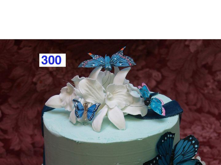 Tmx 1382489329386 300 Bryn Mawr wedding cake