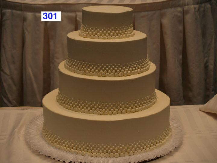 Tmx 1382489363856 301 Bryn Mawr wedding cake