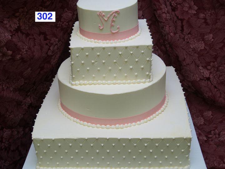 Tmx 1382489384875 302 Bryn Mawr wedding cake