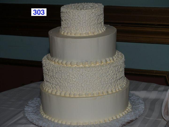 Tmx 1382489404291 303 2 Bryn Mawr wedding cake