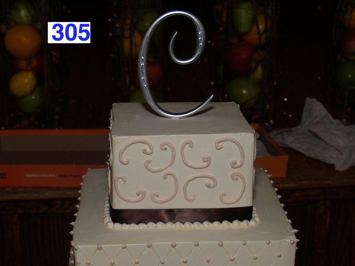 Tmx 1382489439220 305 2 Bryn Mawr wedding cake