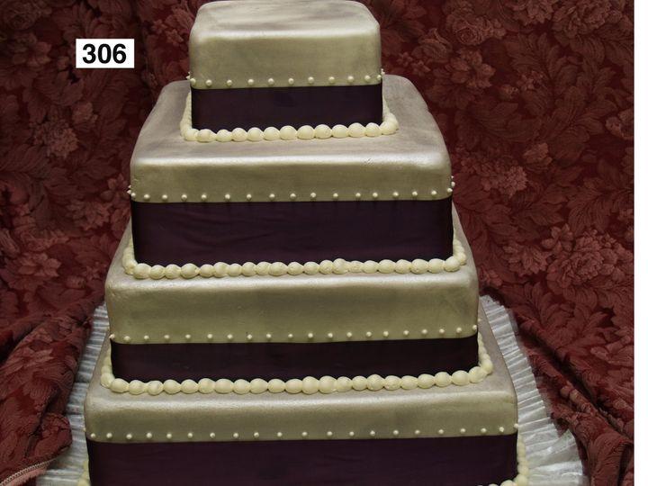 Tmx 1382489453084 306 Bryn Mawr wedding cake