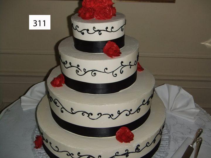 Tmx 1382489537577 311 Bryn Mawr wedding cake