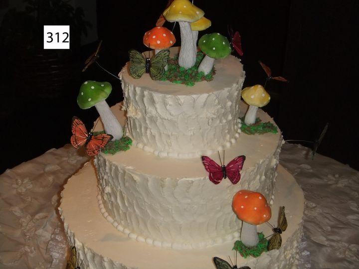 Tmx 1382489553969 312 Bryn Mawr wedding cake