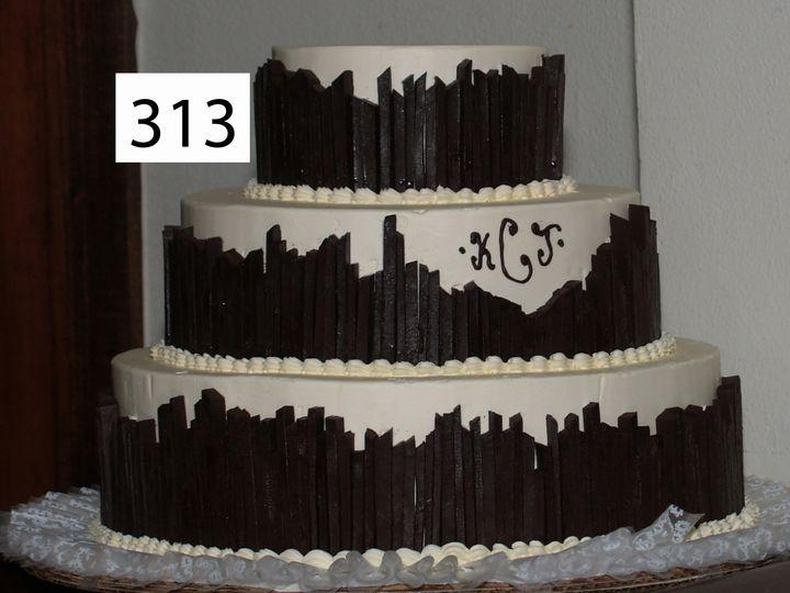 Tmx 1382489569251 313 Bryn Mawr wedding cake