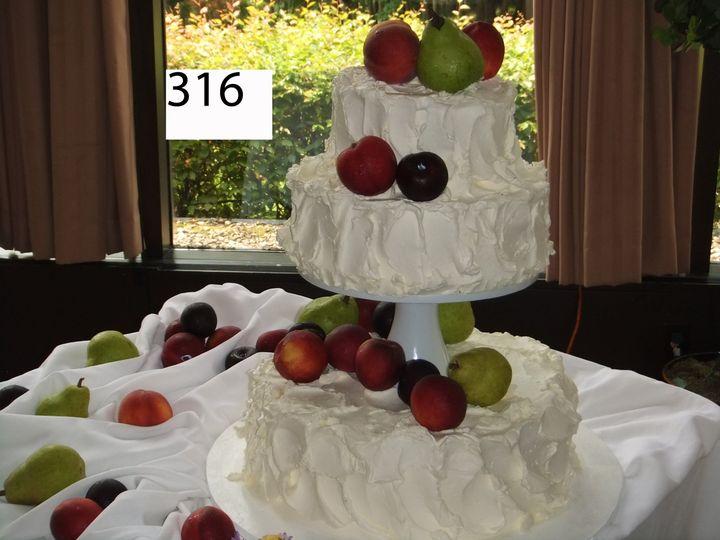 Tmx 1382489620200 316 Bryn Mawr wedding cake