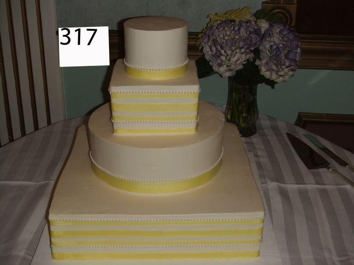Tmx 1382489637107 317 Bryn Mawr wedding cake