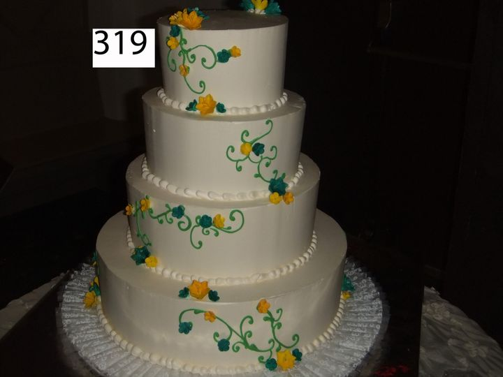 Tmx 1382489669645 319 Bryn Mawr wedding cake