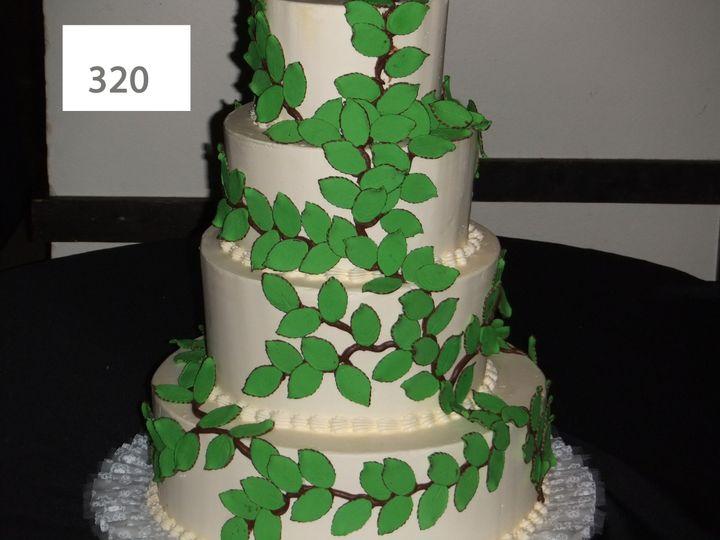 Tmx 1382489685666 320 Copy Bryn Mawr wedding cake