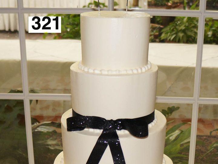 Tmx 1382489725988 321 Bryn Mawr wedding cake