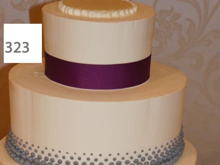 Tmx 1382489773733 323 Copy Bryn Mawr wedding cake