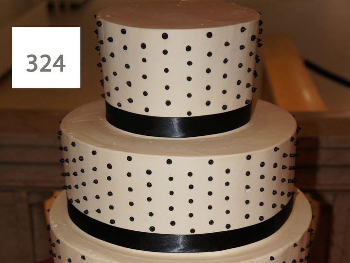 Tmx 1382489805319 324 Copy Bryn Mawr wedding cake