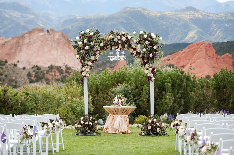 Garden of the gods collection venue colorado springs co 800x800 1500408664347 268ashleyandalexiwed 800x800 1500405179410 1384 teddy and megan wedding junglespirit Image collections