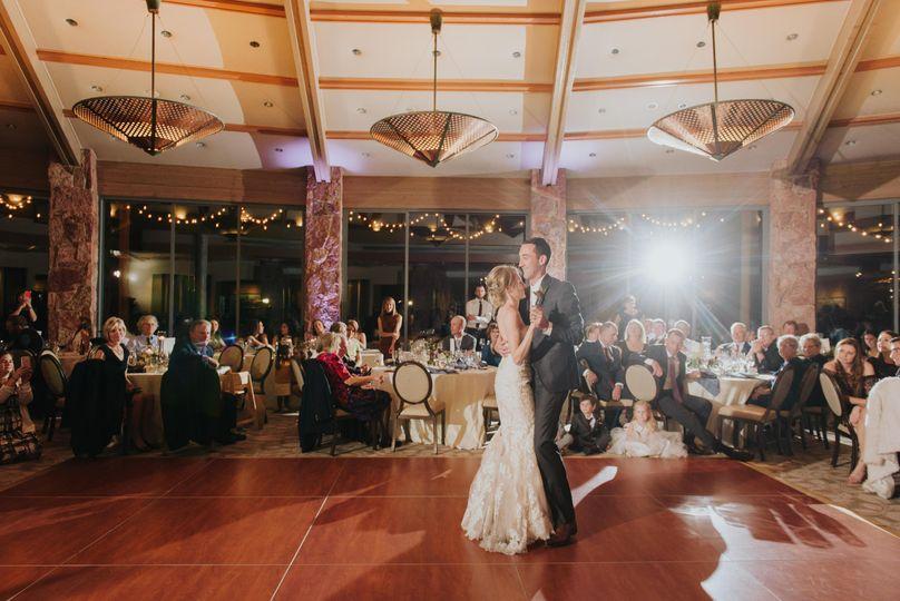 Garden Of The Gods Resort And Club Wedding
