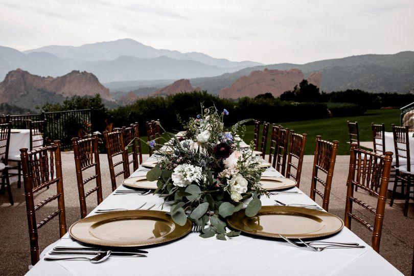 Garden Of The Gods Resort And Club Venue Colorado