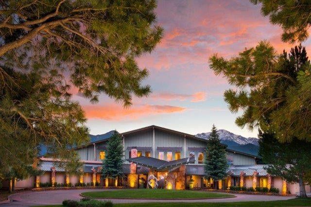Tmx 1500405661286 Exteriorfrontdusk 1 Colorado Springs, CO wedding venue