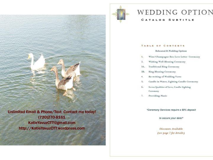 Tmx 1395824889245 Wedding Catalog 2014 P23 Jpe Castle Rock, CO wedding officiant