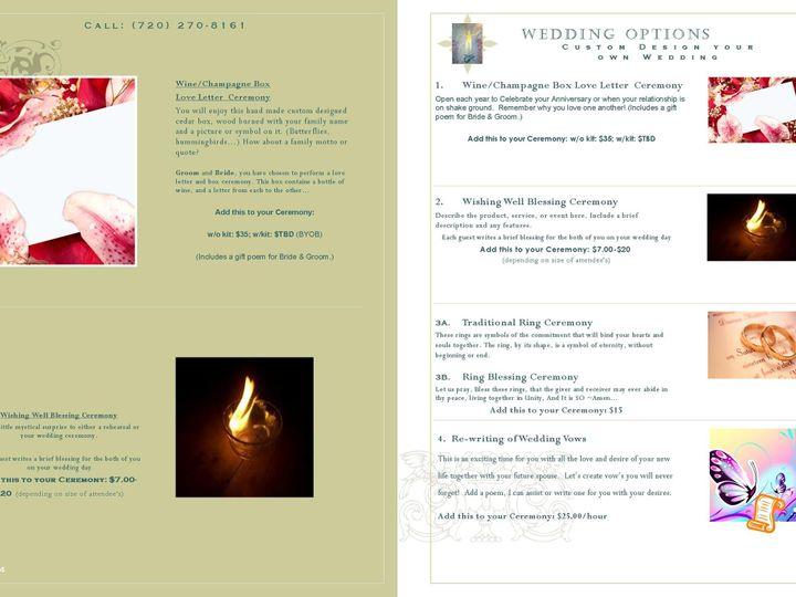 Tmx 1395824924369 Wedding Catalog 2014 P 45 Jpe Castle Rock, CO wedding officiant