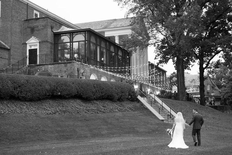 BCC Roland Park Wedding