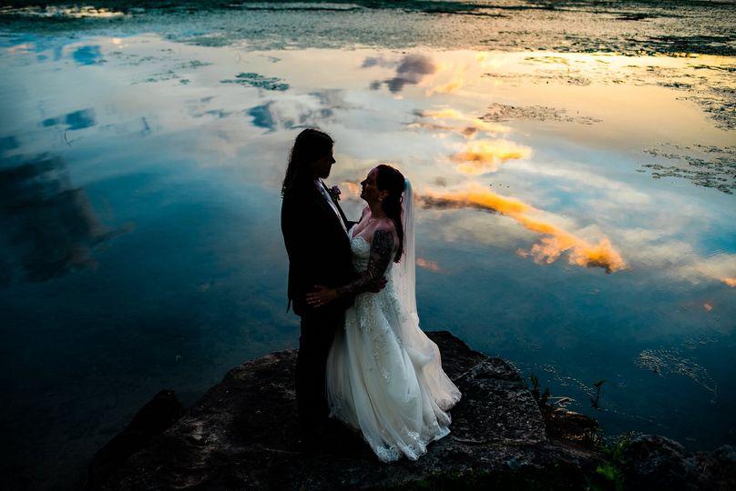 Twilight silhouette Swartswood