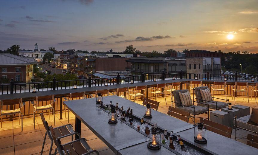 The Coop terrace