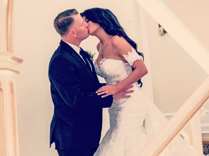 Tmx Lauras Boutique Bridal Client Wearing A Wedding Gown3 51 990366 157823906126037 Mamaroneck, NY wedding dress
