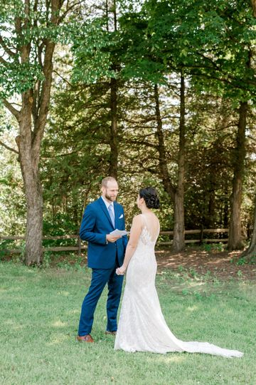Pre-Ceremony Vows