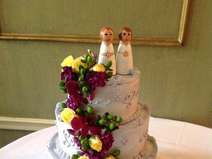 Tmx 1378164181790 Dottie And Kathleens Cake Accord, New York wedding cake