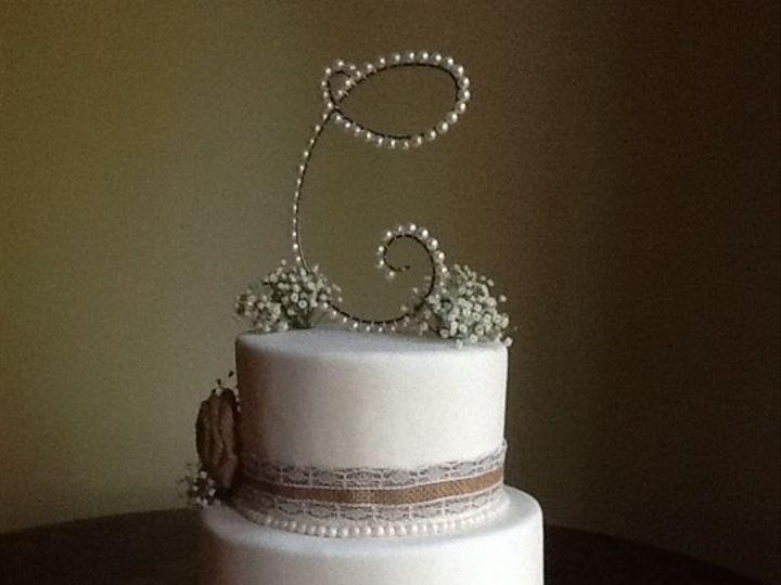 Tmx 1418256626181 Katies Cake Accord, New York wedding cake