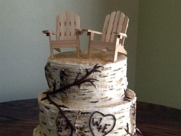 Tmx 1432156166218 Bill And Ericas Cake 3 Accord, New York wedding cake