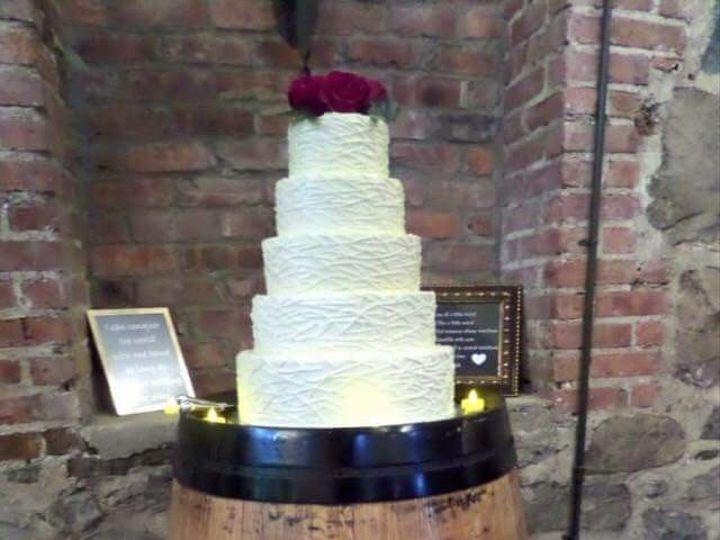 Tmx 1432156409508 Nikitas Cake 3 Accord, New York wedding cake