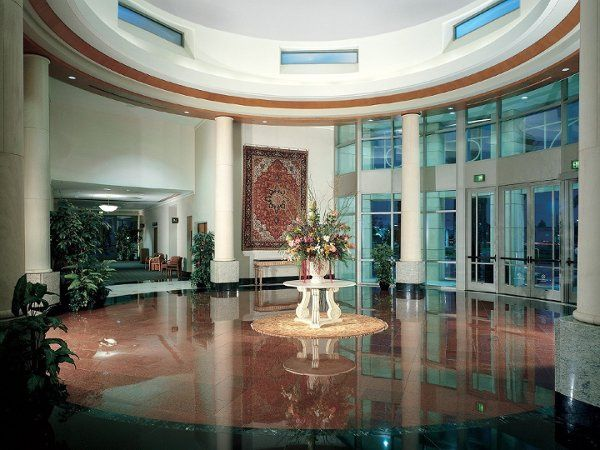 Rotunda Entry