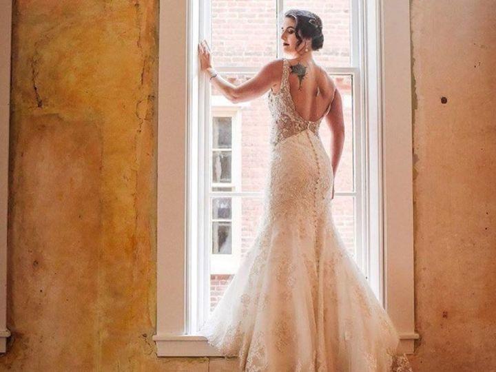 Tmx 1528379714 Ff552161f2a06f4c 1528379713 64ca1c6ccc55c4f0 1528380068145 4 Squaready Chris Philadelphia, PA wedding dress