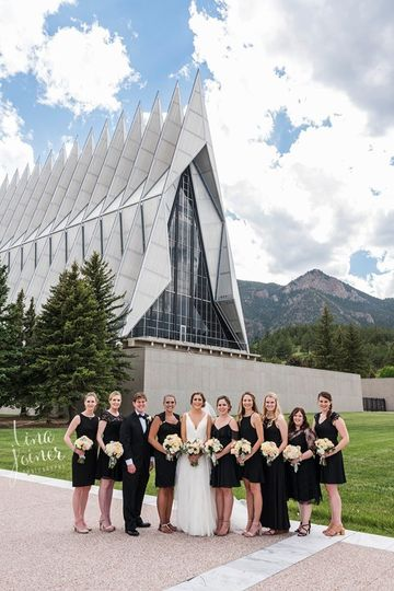 Bridal party AFC
